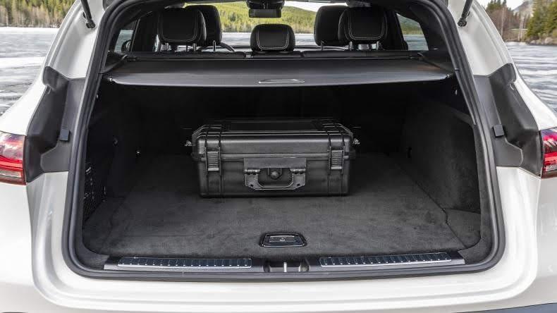 Багажник EQC