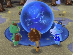 ジュリーの星座探しの画像