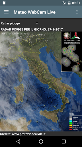 Meteo WebCam Live