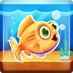 My Fish Tank Aquarium Games Icon