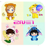 2NE1 Wallpapers KPOP APK icon