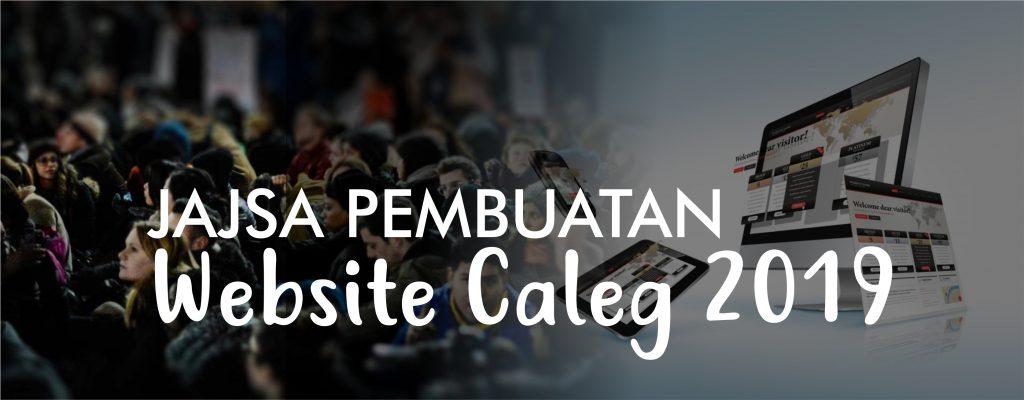 JASA WEBSITE CALEG 2019