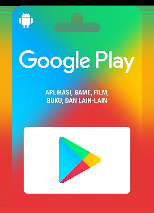 Kartu hadiah Google Play