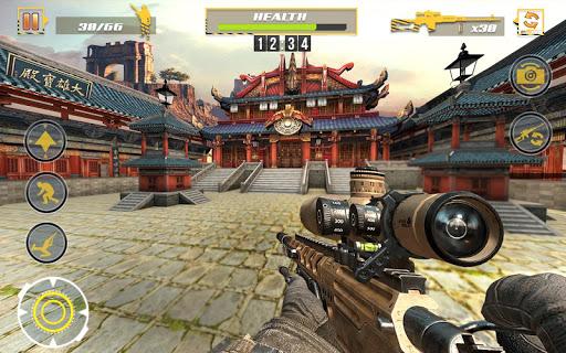 Télécharger Mission IGI: Free Shooting Games FPS apk mod screenshots 3