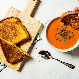 Tomato Soup and Grilled Cheese.