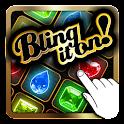 BlingItOn! Lush  Gilt Gold Fun icon