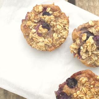 Blueberry Desserts Oats Recipes