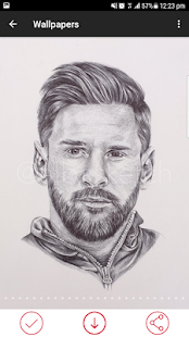 Messi Wallpapers HD - náhled