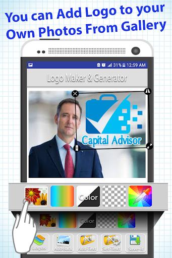 Logo Maker - Logo Creator, Generator & Designer 1.0.1 screenshots 4