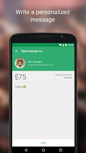 Google Wallet Screenshot 3