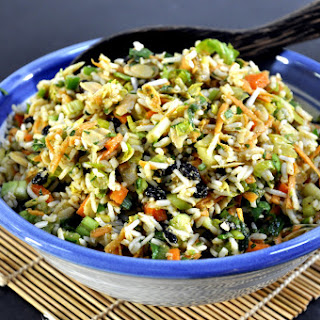 Moroccan Rice Salad Recipes