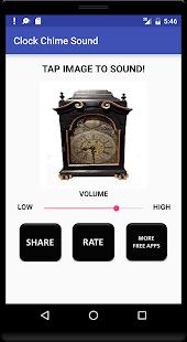 Clock Chime Sound - náhled
