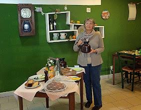 """Photo: Im """"Lato Azurro"""" ist man familiär untergebracht. Wer sparen möchte, könnte sogar preiswert im Schlafsaal übernachten..."""