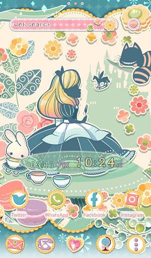 Cute Theme-Alice in Candy-land 3.0.0 Windows u7528 1