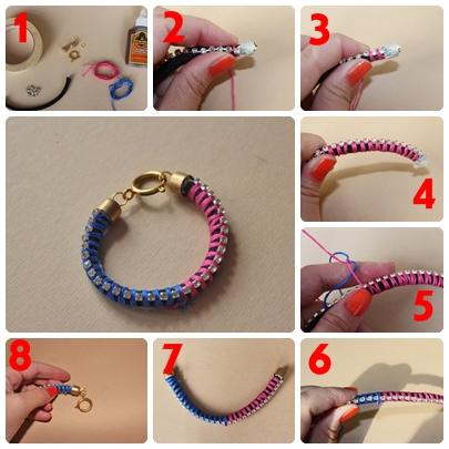 DIY Bracelet Tutorial Ideas - Android Apps on Google Play