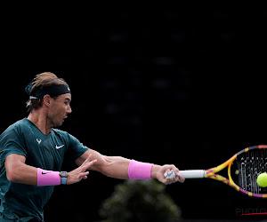 Rafael Nadal haalt het van Novak Djokovic in Rome na spannende finale