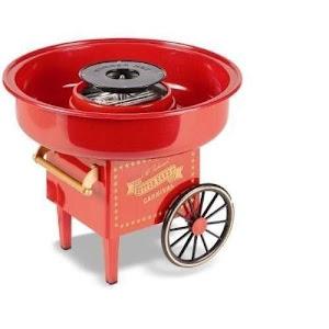 Masina retro pentru facut vata de zahar pe bat