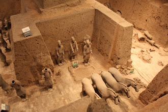 Photo: Day 188 -  Terracotta Warriors in Xi'an  - Pit 2 #2