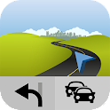 Maps Free GPS 2017 icon