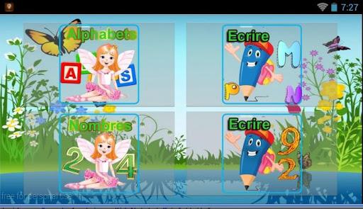 Raz Kids Alphabet French