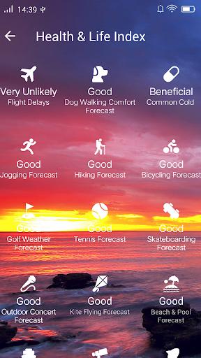 Weather Forecast 1.5.1 screenshots 8