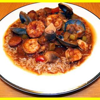 Crab Jambalaya Recipes