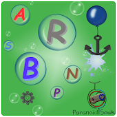 Bubbly Alphabets