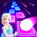 Let It Go Hop Tiles Beat - Frozen icon