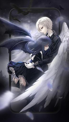 Anime Angel Love Live Wallpaper Apk Download Apkpureai