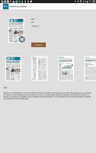 Jornal DCI screenshot 3