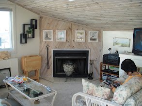 Photo: Boat house - living room