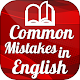 Common Mistakes in English Grammar for PC-Windows 7,8,10 and Mac
