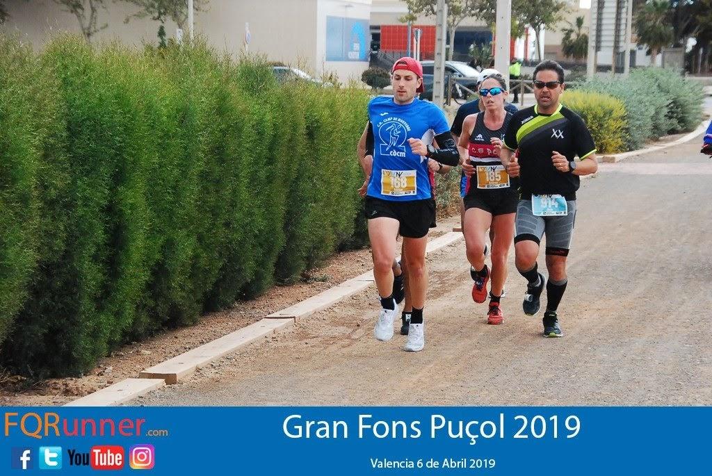 Andrea Ruiz, vencedora del Gran Fons Puçol 2019