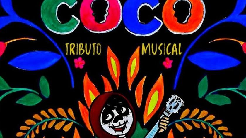 Cartel promocional del musical 'Coco'.