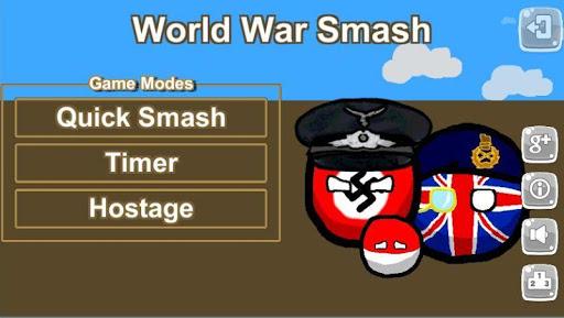 World War Smash PolandBall