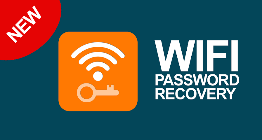 android Wifi Password Recovery Screenshot 0