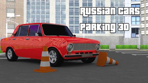 Russian Cars Parking 3D