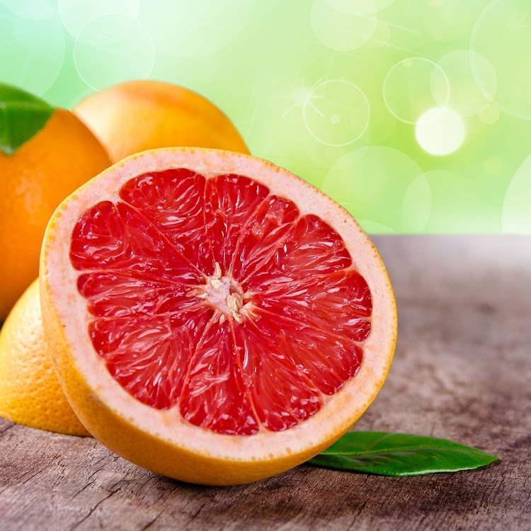 Ruby Red Grapefruit - 30ml Alcohol-free Perfume