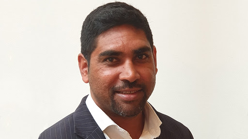Stanton Naidoo, territory account manager for Poly South Africa.