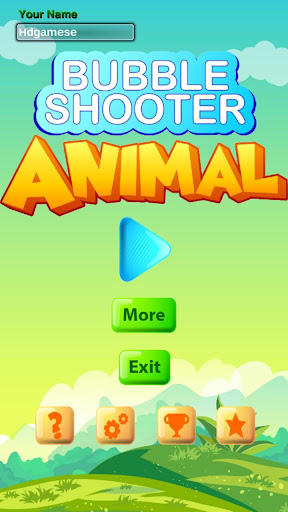 Bubble Shooter Animals Free