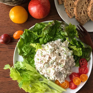 Simple Chicken Salad.