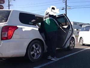 ウィッシュ ZNE10G 通勤用のカスタム事例画像 ボロクシー山田♂郡山さんの2019年11月09日19:13の投稿