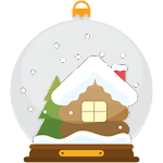Merry Chistmas Theme for Smart Launcher 2