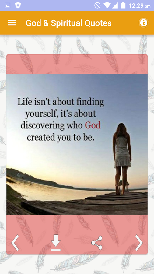 Life Spiritual Quotes Unique God & Spiritual Quotes Images  Android Apps On Google Play