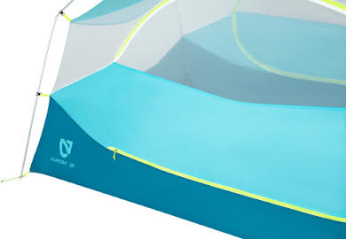 NEMO Aurora 2P Shelter and Footprint - Surge, 2-person alternate image 1