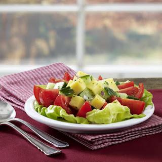Tangy Tomato Salad