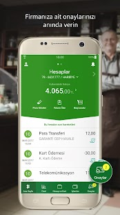 Garanti Mobile Banking- screenshot thumbnail