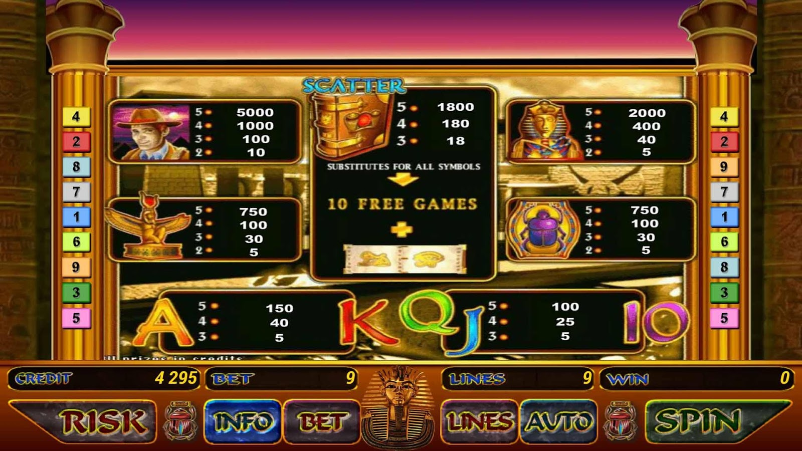 book of ra download free game pc