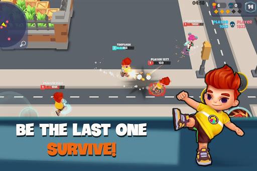 City Battle: Battle lands royale - combat of hero apktram screenshots 2