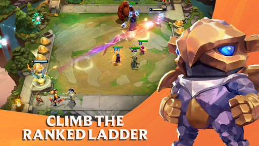 Teamfight Tactics: League of Legends Strategy Game Varies with device screenshots 4